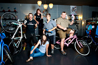 Pedal Chic Staff