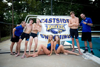 Eagles Swimming 2017